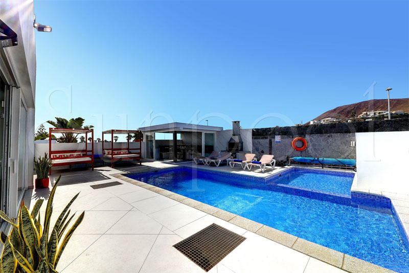 private villas in lanzarote