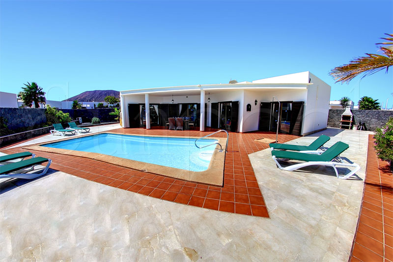 private rentals in lanzarote
