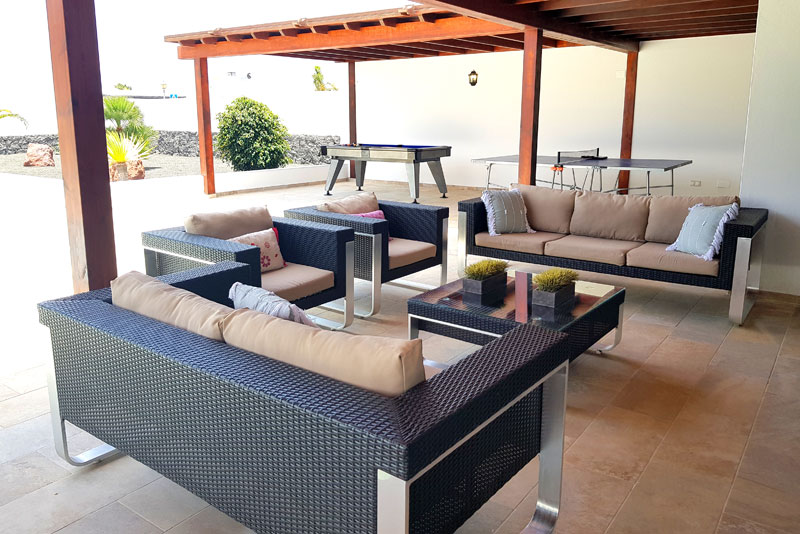 Villa rubicon property to rent in lanzarote for Villas rubicon lanzarote