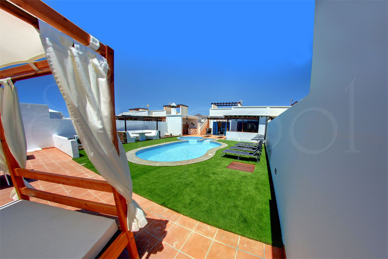 lanzarote villa choice